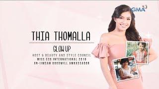 Glow Up - Thia Thomalla | Trailer