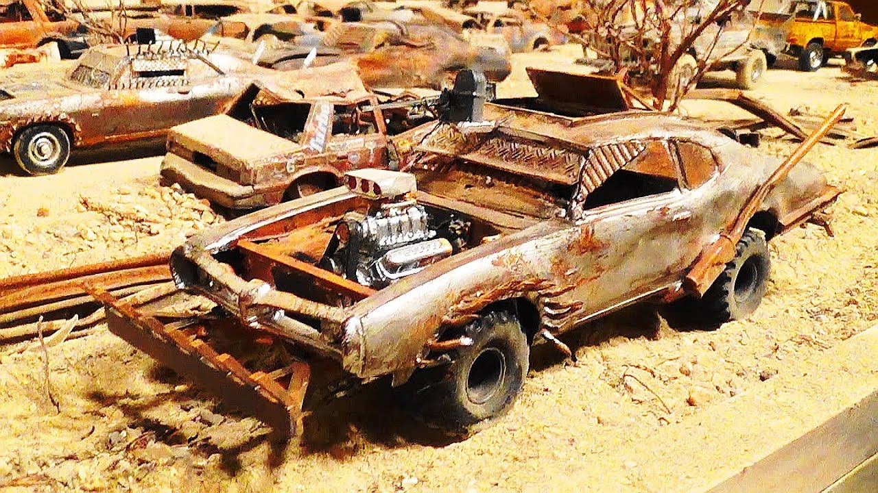 post apocalyptic cars and trucks youtube rh youtube com post apocalyptic car model post apocalypse car modifications