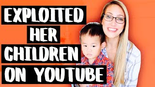 Family Vlogger Exploits Adopted Son and Returns Him | Myka Stauffer
