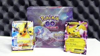 Opening a Pokemon Go Booster Box (Hilarious Bootleg)