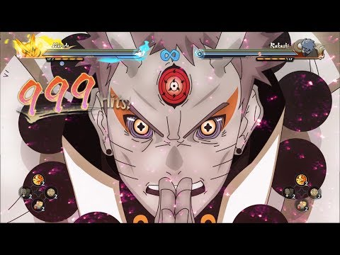 RAGE QUIT! THIS CHARACTER IS IMPOSSIBLE TO DEFEAT! Naruto Ultimate Ninja Storm 4 MODS