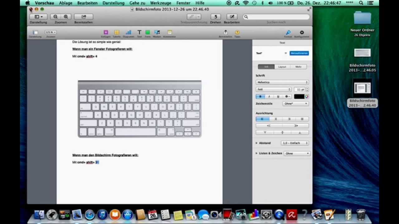 Apple Screenshot Am Mac So Gehts Mac Appstorede