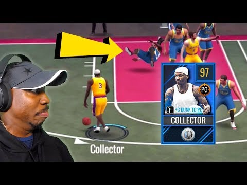BREAKING LEBRON'S ANKLES WITH BONE COLLECTOR! NBA Live Mobile 20 Season 4 Gameplay Ep. 33