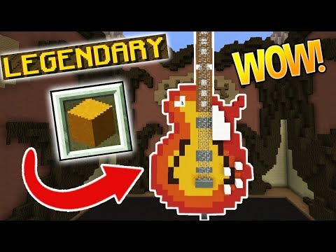 LEGENDARY!! (Minecraft Build Battle)
