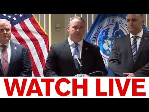 Acting Director Of U.S. Immigration And Customs Enforcement Speaks In NYC
