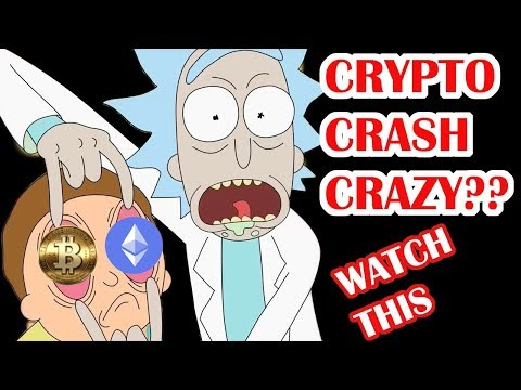 HOW TO HANDLE BITCOIN CRASH! WILL ETHEREUM OVERTAKE BITCOIN AFTER BITCOIN CRASH?