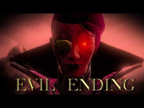Warframe: The War Within ENDING | Evil/Dark Side (HD 1080p 60fps)