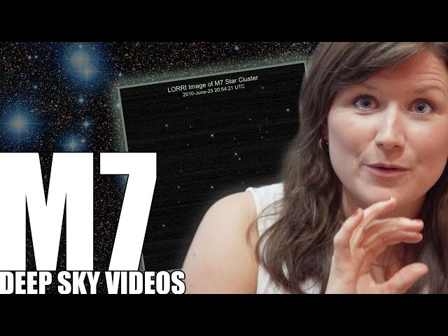 M7 - Pluto and the Wishing Well  - Deep Sky Videos