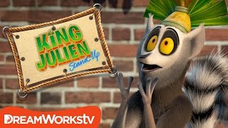 What do OMG, TOTES and KJ Have In Common? | KING JULIEN STAND UP