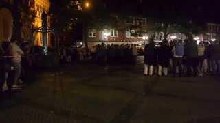 Großer Zapfenstreich in Neuß 2015 ( Schützenfest neuss)