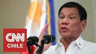 """Presidente de Filipinas llamó a matar a los obispos católicos por considerarlos """"unos inútiles"""""""