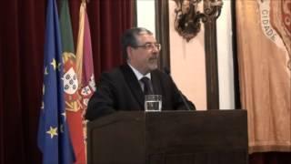 Intervenção do presidente da CMC, Manuel Machado, na Assembleia Municipal do dia 29-4-2016