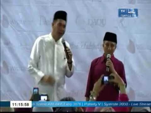 Ustadz Yusuf mansur ( Tahfidz TV ) sesi tanya jawab ; kredit emas , nyantri gratis dsb