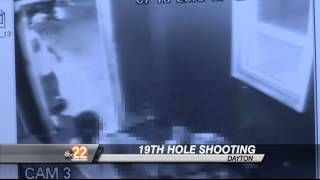 Police Hope Surveillance Video Reveals 19th Hole Shooter