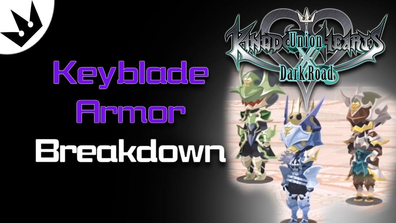 Breakdown: Keyblade Armor (Ft. Damo279) ~ Kingdom Hearts Dark Road Analysis