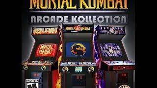Mortal Kombat Arcade Kollection - Ultimate Mortal Kombat 3 (PC) - Smoke