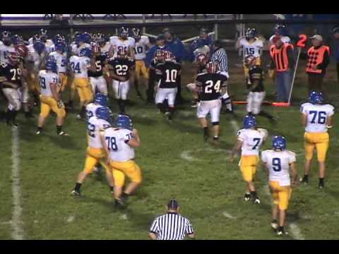 Zack Shaw  #33 Coshocton H.S. Highlight