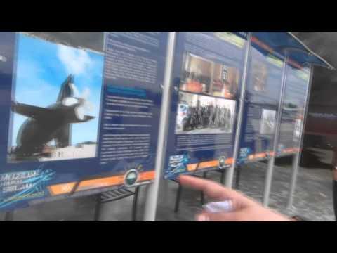 Guide to World Episode 15: Submarine Museum, Malacca, Malaysia