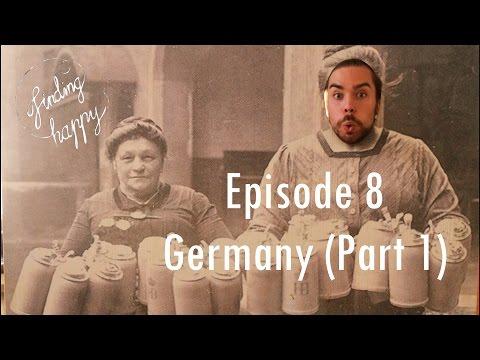 TRAVEL VLOG #8 - Germany Pt. 1 // Munich madness and Disney castles.