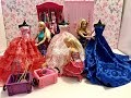 Barbie New Dresses Barbie Friends Day Ball Gowns mp3
