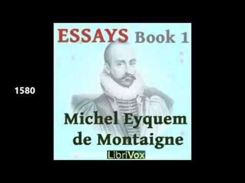 Michel de Montaigne on Philosophy 1580