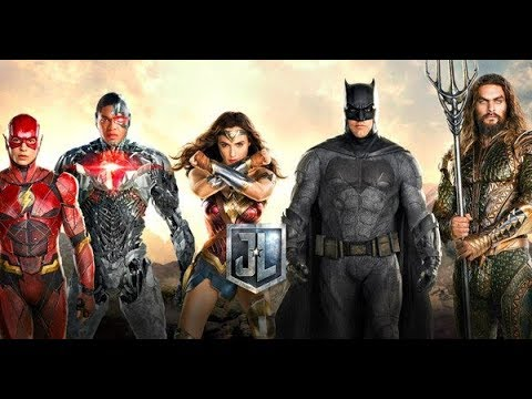 Justice League Full Movie Ft. Batman, Superman & Wonder Woman - 2017