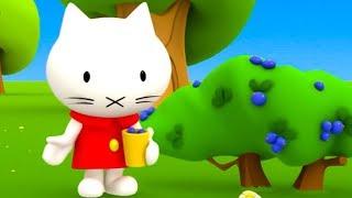 Musti 🐱 Two Rabbits 😺 Cartoon for kids 😍 Kedoo ToonsTV