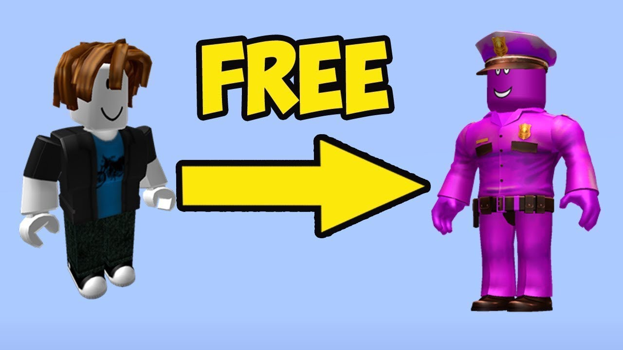 Skin Roblox Miễn Phí Free How To Get Free Cool Roblox Skins Youtube
