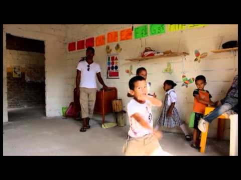 School for Kids in the Slums in Colombia | Mariposas Amarillas Fundación