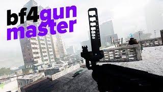 BATTLEFIELD 4 Gun Master - NUNCA MAIS JOGO NO ULTRA