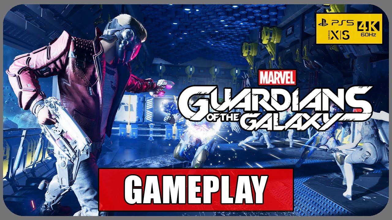 Download LES GARDIENS DE LA GALAXIE   Gameplay ( Preview FR )