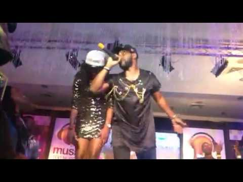 Falz & Simi perform