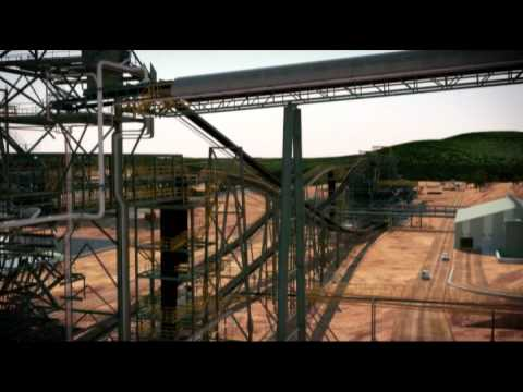 Newmont Boddington Gold Mine