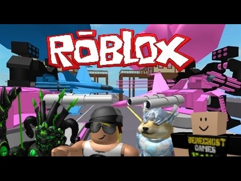 Family Game Nights Plays: Roblox - Boys vs Girls Island Wars (PC)