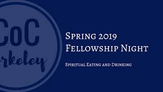 2019-02-13 Fellowship Night