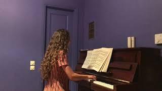 Book 2 - Prelude and Fugue in C major - Carolina Saddi Cury (MA)
