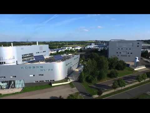 Solar power research in Germany