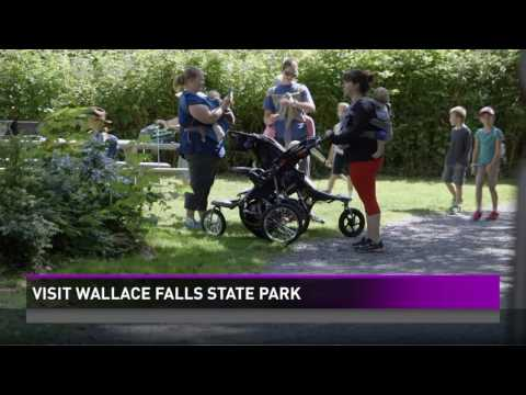 Northwest Cable News Road Show - Wallace Falls State Park