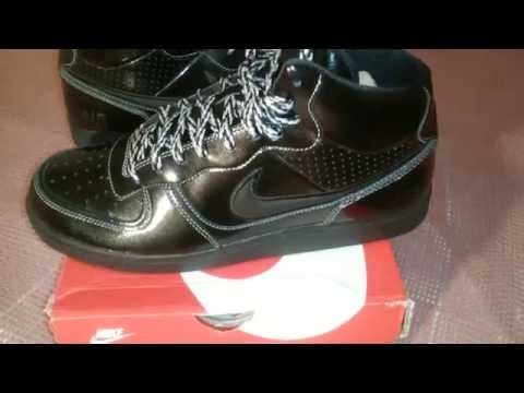 Sneaker Collection: Nike Air Indee High Black Video 271