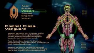 Mass Effect 2 - Vanguard Trailer