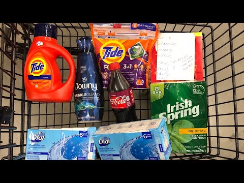 Family Dollar 5 Off 25 In Store Paid Under $2.00 Each For 8 Items Dial And Irish Spring Soap Include