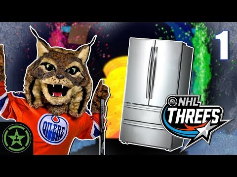 Let's Play NHL 18 Threes - End That Cat (#1)