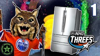 Let's Play NHL 18 Threes - End That Cat (#1) thumbnail