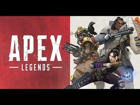 APEX - Solos, Squads, Scrubs, Saturdays!