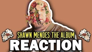 Shawn Mendes The Album | REACTION