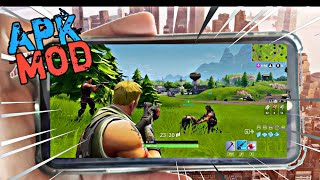 SAIUU!! FORTNITE CATCHING ON WEAK DEVICES, P/Android (Download at DESCRIPTION)