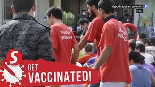 2.5 million documented foreigners to be vaccinated, says Home Minister