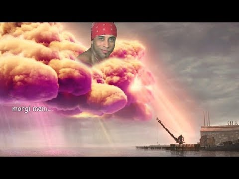 God descends from heaven (Ricardo Milos memes)
