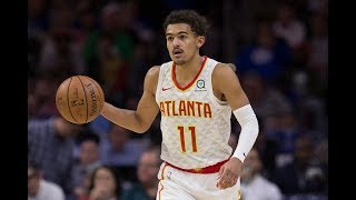 Every Assist From Trae Young's CAREER-HIGH 15 vs. Heat