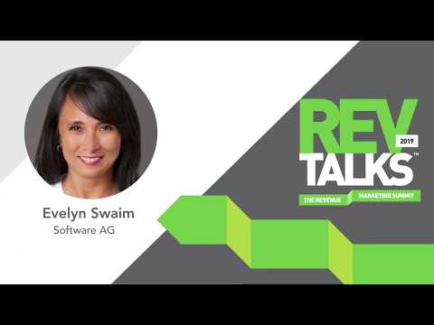The Rise of the Growth Marketer | Evelyn Swaim at REVTalks 2019